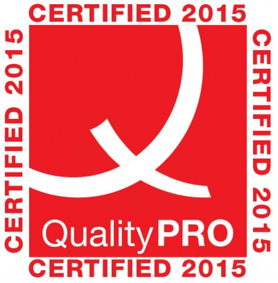 <strong>Azelec</strong> is now one of the general contractors companies labeled <strong>Quality PRO!</strong>